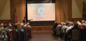 Graham Alexander at the Moorestown Community House